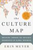 Erin Meyer - The Culture Map kunstwerk