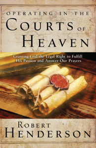 Operating in the Courts of Heaven Buch-Cover