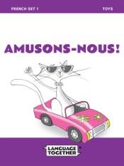 French for Kids: Toys (Read-Along) Beginner Reader