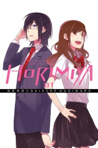 Horimiya, Vol. 1 Book Cover