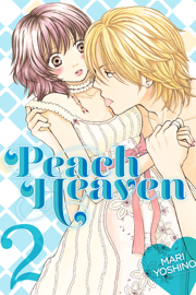 Peach Heaven Volume 2