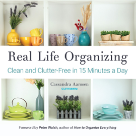 Real Life Organizing book