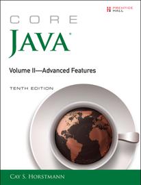 Core Java, Volume II--Advanced Features, 10/e