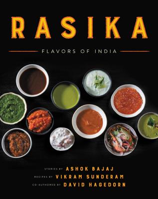 Rasika - Ashok Bajaj, Vikram Sunderam & David Hagedorn book