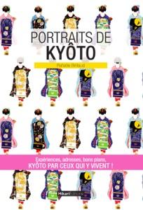 Portraits de Kyôto Book Cover