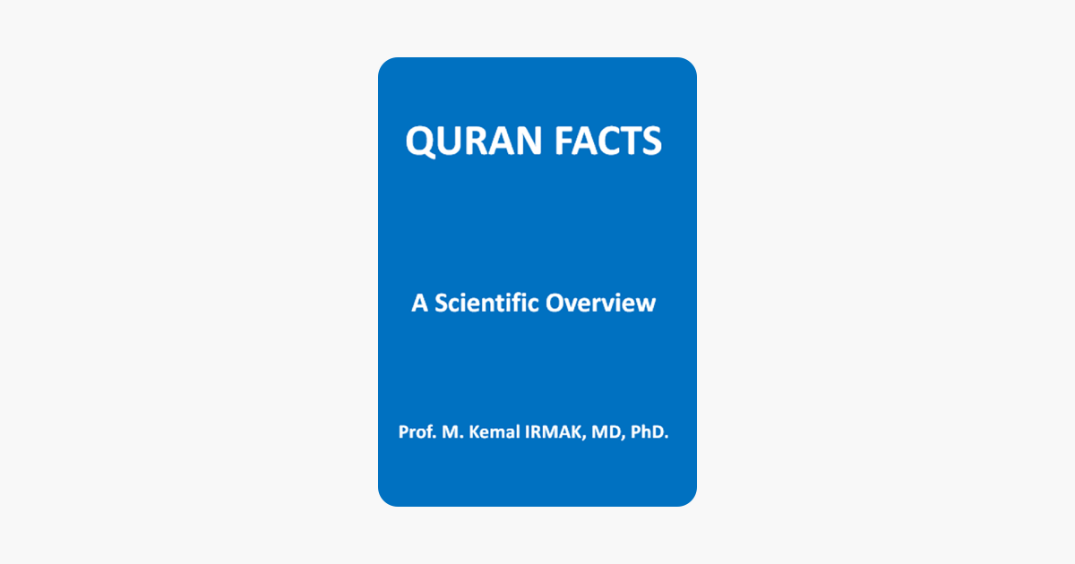 Quran Facts: A Scientific Overview sur Apple Books