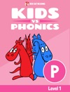 Learn Phonics P - Kids Vs Phonics IPhone Version