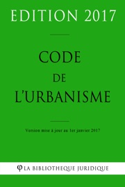 CODE DE LURBANISME 2017