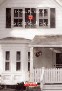 La scrittrice abita qui Libro Cover