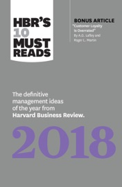 HBRS 10 MUST READS 2018