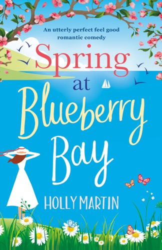 Holly Martin - Spring at Blueberry Bay