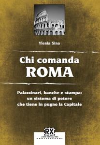Chi comanda Roma Copertina del libro