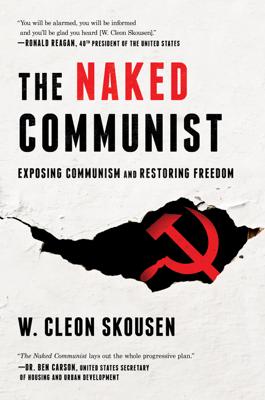 The Naked Communist - W. Cleon Skousen book