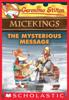 Geronimo Stilton - The Mysterious Message (Geronimo Stilton Micekings #5) bild