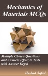 Mechanics Of Materials MCQs Multiple Choice Questions And Answers Quiz  Tests With Answer Keys