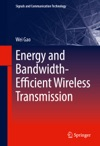 Energy And Bandwidth-Efficient Wireless Transmission
