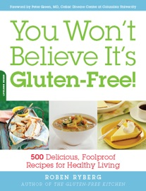 YOU WONT BELIEVE ITS GLUTEN-FREE!