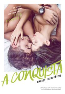 A conquista Book Cover