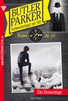 Butler Parker 98  Kriminalroman