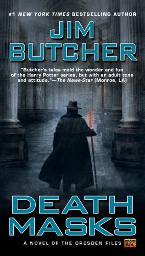 Jim Butcher - Death Masks