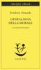 Friedrich Nietzsche - Genealogia della morale artwork