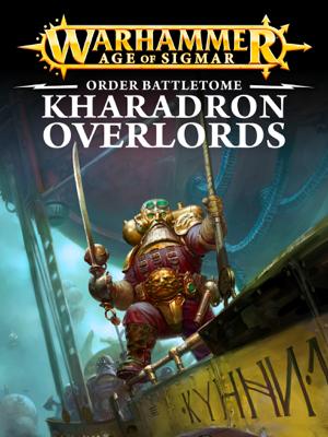 Battletome: Kharadron Overlords - Games Workshop book