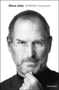 Steve Jobs (Italian Edition) Copertina del libro