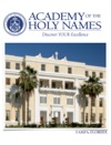Academy Of The Holy Names