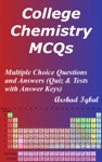 College Chemistry MCQs Multiple Choice Questions And Answers Quiz  Tests With Answer Keys