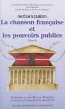 La Chanson Française Et Les Pouvoirs Publics (2)