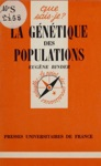 La Gntique Des Populations