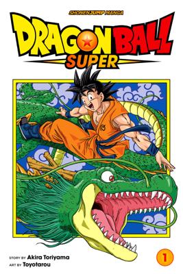 Dragon Ball Super, Vol. 1 - 鳥山明 book