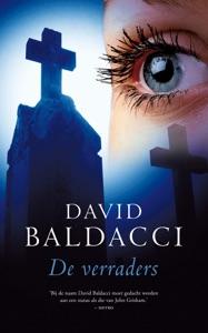 De verraders Door David Baldacci Boekomslag