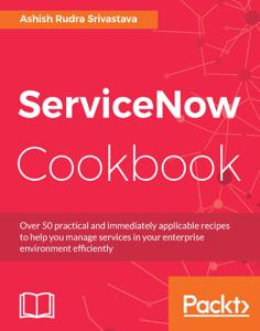 ServiceNow Cookbook Boekomslag