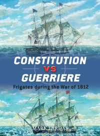 Constitution vs Guerriere book