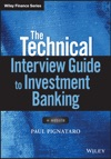 The Technical Interview Guide To Investment Banking  Website