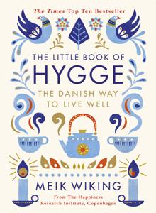 The Little Book of Hygge La couverture du livre martien