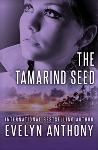 The Tamarind Seed Book Cover