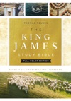 The King James Study Bible Full-Color Edition