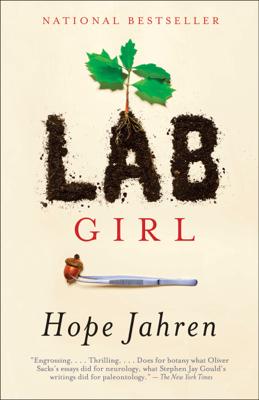Lab Girl - Hope Jahren book