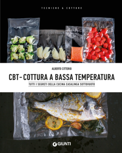 CBT - Cottura a bassa temperatura Libro Cover