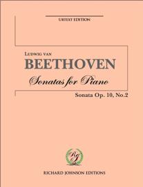 Beethoven Piano Sonata  No 6 Op. 10 No. 2