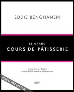 Le Grand Cours de Pâtisserie La couverture du livre martien