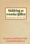 Skildring Av Svenska Fjllen