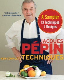 Download of Jacques Ppin New Complete Techniques Sampler PDF eBook
