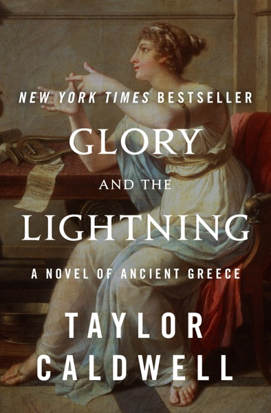 Glory and the Lightning - Taylor Caldwell book cover