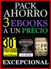 Pack Ahorro, 3 ebooks A un Precio Excepcional