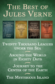 The Best of Jules Verne book