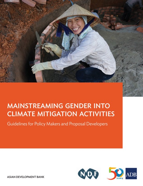 Mainstreaming Gender into Climate Mitigation Activities by Eric Zusman,  So-Young Lee, Ana Rojas & Linda Adams on Apple Books