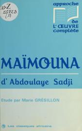 «Maïmouna» d'Abdoulaye Sadji